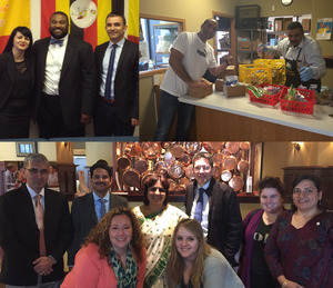 IVLP Collage for April Newsletter